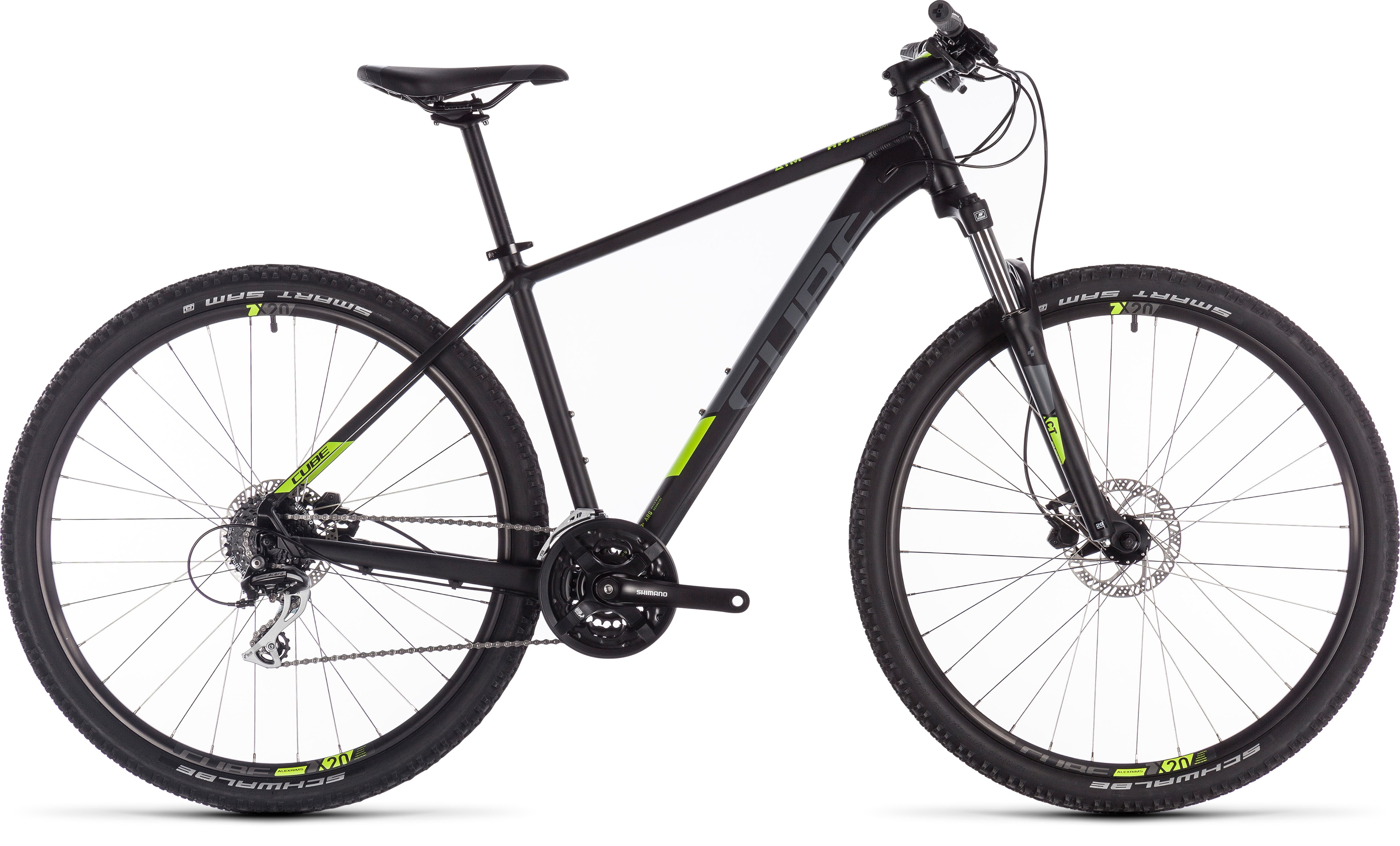 CUBE AIM PRO 2019 Mountain Bike