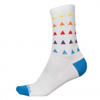 ENDURA Triangulate Socks E1178